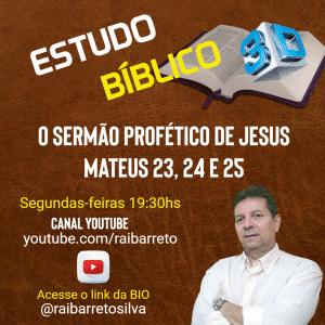 Sermao Profetico de Jesus
